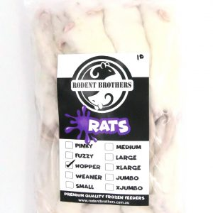 Hopper Rats 50 Pack (30-49 grams)