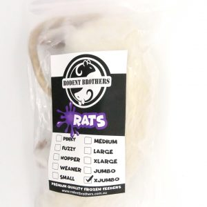 Rats XL Jumbo 1 Pack (350+ Grams)